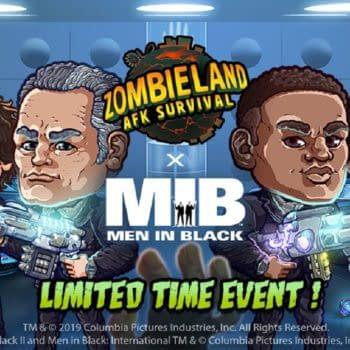 Zombieland: AFK Survival Gets A Men In Black Crossover