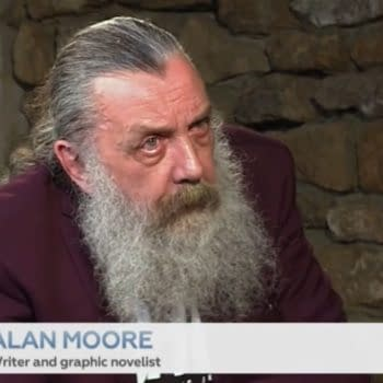 Alan Moore Talks To Russia Today About The End Of The World