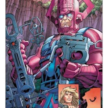 Can Ka-Zar Beat Galactus? A New Look at Marvel's Avengers #750