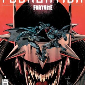 Scott Snyder's Batman/Fortnite Comic Has The Batman Who Laughs Skin