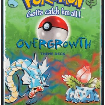 Pokémon TCG: Base Set Overgrowth Deck Up For Auction At Heritage