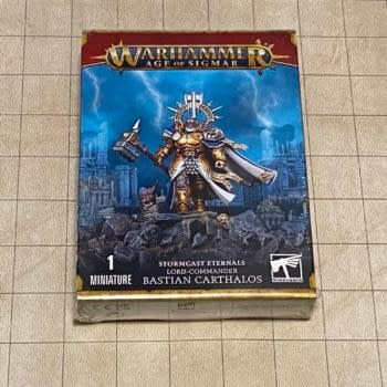 """Games Workshop's """"Bastian Carthalos"""" For Age Of Sigmar: A Review"""