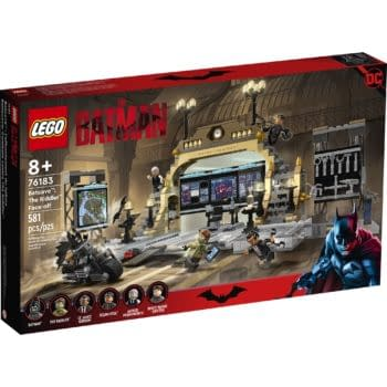 LEGO Reveals New Sets for the Upcoming 2022 Film, The Batman