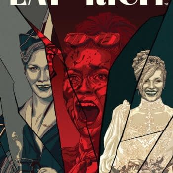 Eat The Rich #3 Review: Horrifying