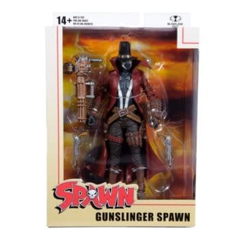 Gunslinger Spawn is Getting A New Figure from McFarlane Toys