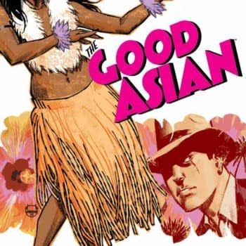 Good Asian #5 Review: The Struggle To Be Accepted