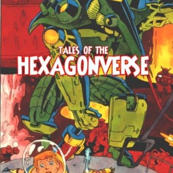 Hexagon Comics October 2021