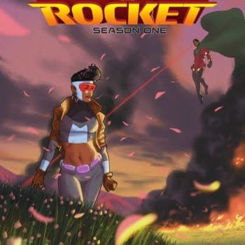 Icon And Rocket Season One #3 Review: Wonderful