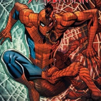 Marvel Laynches Savage Spider-Man Without Chris Bachalo