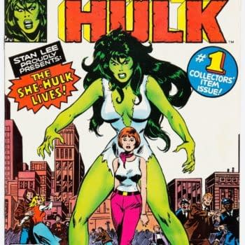 Now Is The Time To Buy She-Hulk #1, Like This One At Heritage Auctions