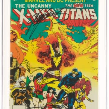 Marvel & DC Comics Used To Work Together, Proof At Heritage Auctions