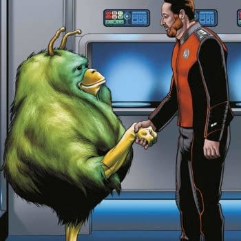 Orville Artifacts #1 Review: Understands The Assignment