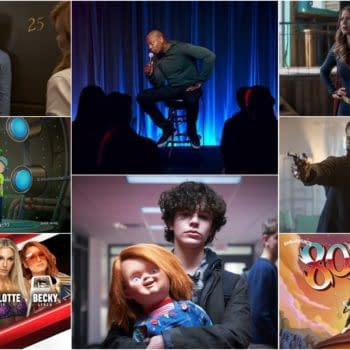 BCTV Daily Dispatch 12 Oct 21: Chappelle, Rick and Morty, FTWD & More!