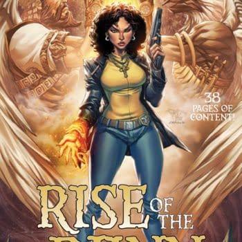 Rise of the Djinn #1 Review: An Extraordinary Fight