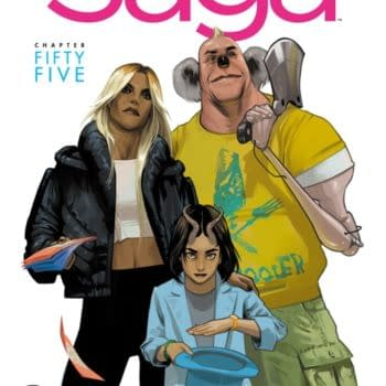 Saga by Brian K Vaughn and Fiona Staples Returns In January 2022