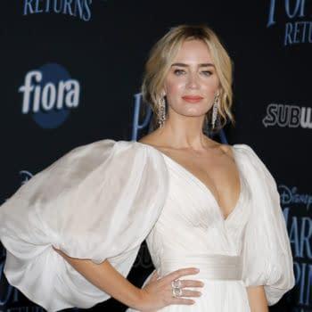 Emily Blunt In Talks To Join Christopher Nolan's Oppenheimer