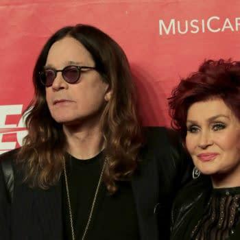 Ozzy & Sharon Osbourne Relationship Getting The Film Treatment
