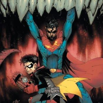 After After Superman: Son Of Kal-El News, Peter Tomasi Reunites Super SonsNews, Peter Tomasi Reunites Super Sons