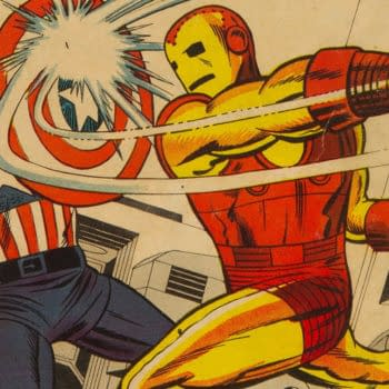 Tales of Suspense #58 (Marvel, 1964), Captain America vs Iron Man.