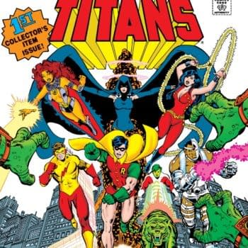 Why Couldn't DC Comics Call The Teen Titans, Just The Titans In 1982