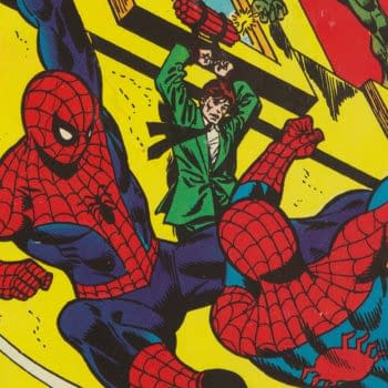Amazing Spider-Man #149, Marvel, 1975.