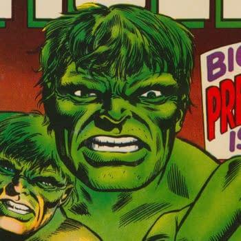 The Incredible Hulk #102 (Marvel, 1968).