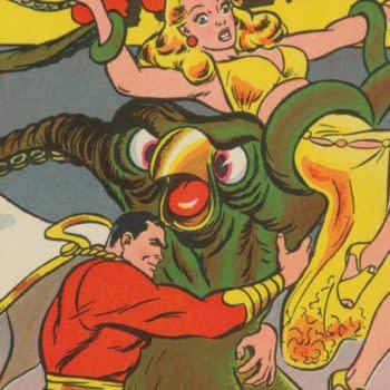 Whiz Comics #4 (Fawcett Publications, 1940)