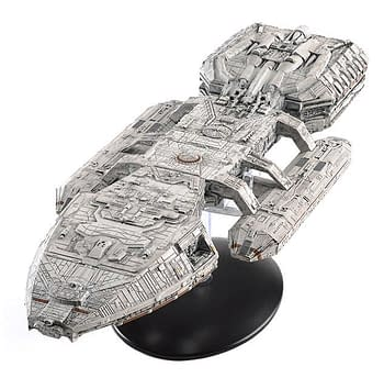 Classic Battlestar Galactica to Join Eaglemoss's Fleet of High-Grade Collectibles