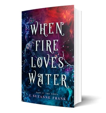 """Castle Talk: J. Suzanne Frank on """"When Fire Loves Water"""" and the Hidden Allure of Mermaids"""