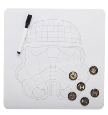 The Stormtrooper Dry Erase Board from Fun.com for your nerdy office.