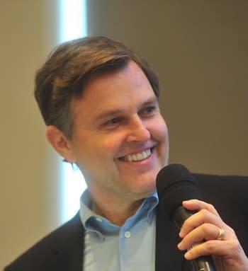 Jeff Trexler, Interim Director at the Comic Book Legal Defense Fund