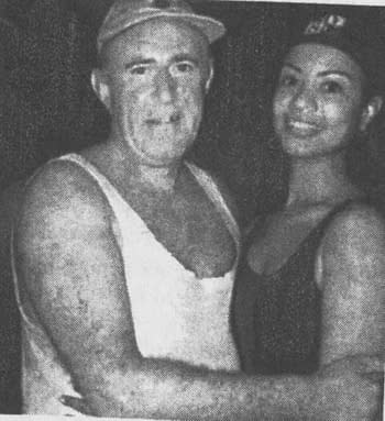 Andrew Neil Finds An Attractive New Partner