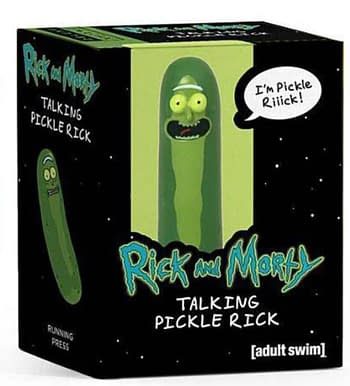"""Rick and Morty"": I'm a Pickle Gift, Morty! The Pickle Rick Gift Guide"