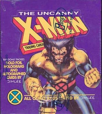 Impel 1992 The Uncanny Series 1 Sealed Box