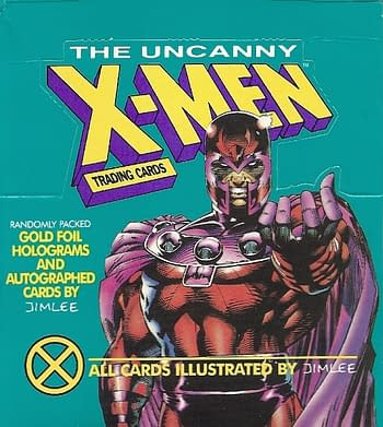 Impel 1992 The Uncanny Series 1