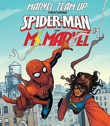 Dr Eve Ewing and Joey Vasquez Revive Marvel Team-Up in April – Starring Ms Marvel?