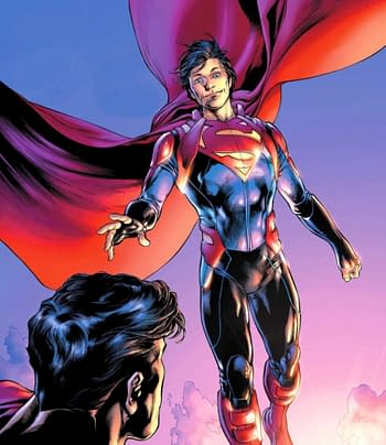 The Sexuality Of DC Comics' New Superman