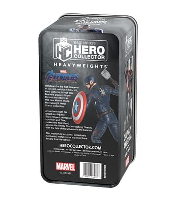 DC Graphic Novels & Marvel Figurines From Hero Collector April 2021