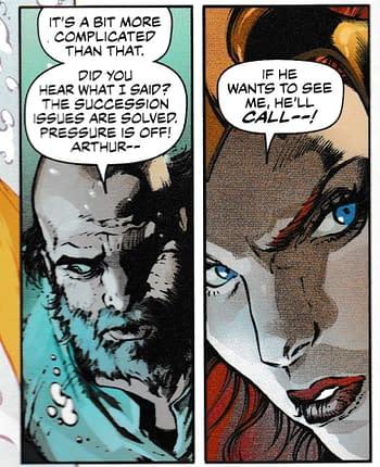Aquaman Marriage