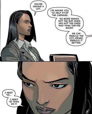 Tamara Fox's Fate Setting Up Next Batman Future State (Spoilers)