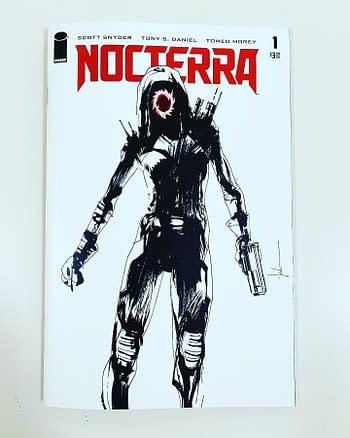 Comics Vault Live Ultramega & Nocterra Variants, The Next $300 Books?