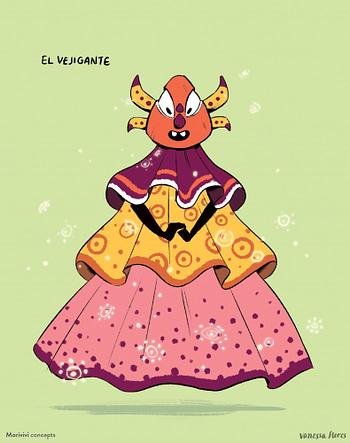 Vanessa Flores Sells Debut Graphic Novel Moriviví For Six Figures
