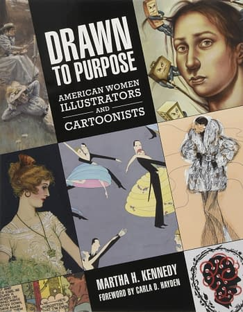 Drawn to Purpose: American Women Illustrators and Cartoonists [Book Review]
