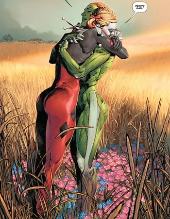 Sam Humphries Says DC Won't Let Him Use Poison Ivy in Harley Quinn.