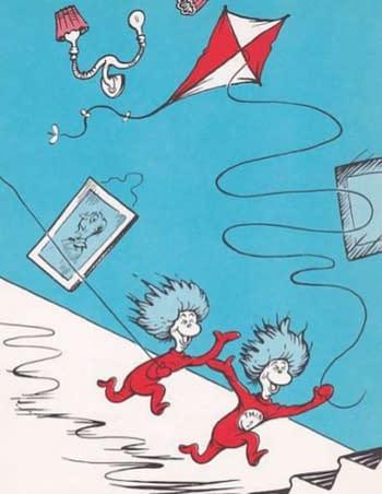 Dynamite Destroys Dr Seuss Parody Comics Covers After Concerns Raised