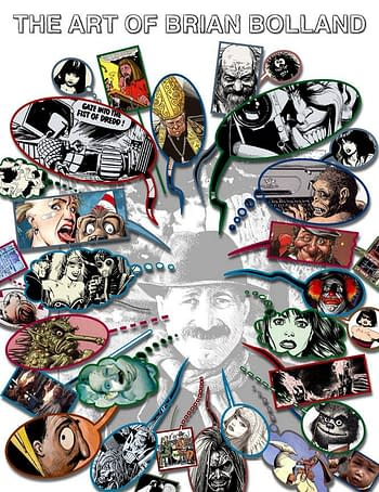 Image Comics to Pulp 3,000 Copies of The Art Of Brian Bolland, Unless…