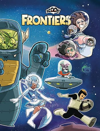 Cover image for SCOOT FRONTIERS #2