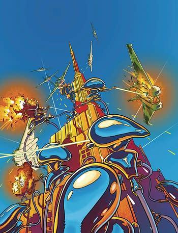 Cover image for 2000 AD DECEMBER 2021 PROG PACK