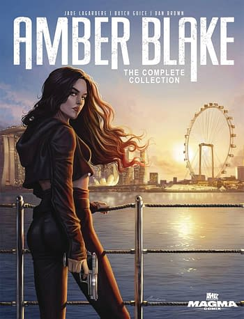 Cover image for AMBER BLAKE COMP COLL TP