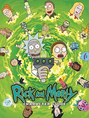 Rick & Morty Character Guide - Thank FOC It's Sunday.